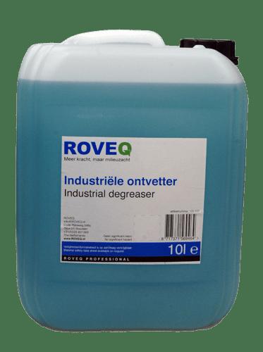 ROVEQ Industriële ontvetter geconcentreerd 10 liter