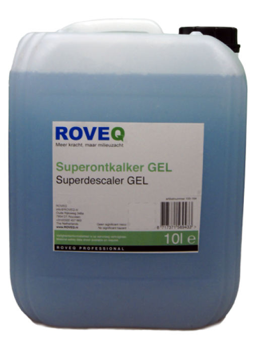 ROVEQ Superontkalker gel 10 liter