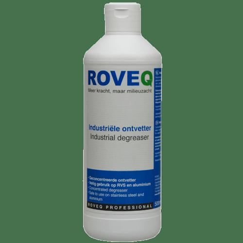 ROVEQ Industriële ontvetter geconcentreerd 1 liter