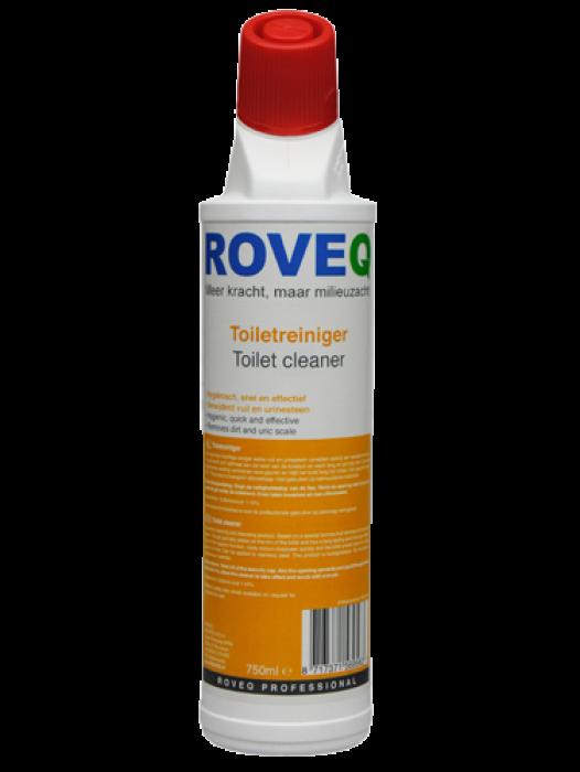 ROVEQ Toiletreiniger inclusief onder randenborstel