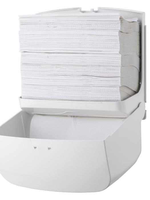 DiDoClean Handdoekdispenser Mini Papieren Handdoekjes