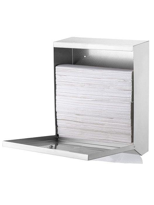 Basicline Handdoekdispenser groot