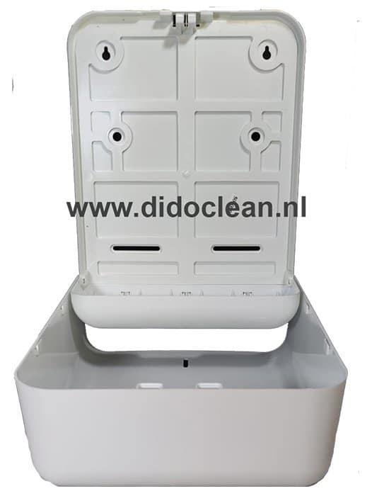 DiDoClean ECO-LUXE WIT Handdoekdispenser