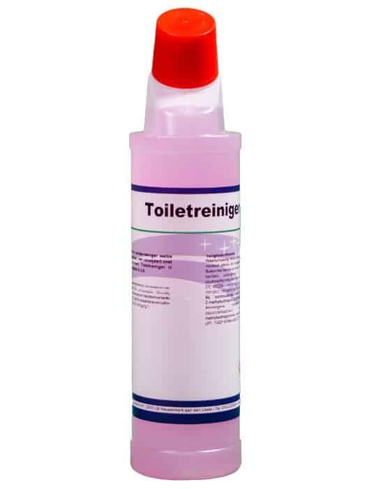 DiDoClean Toiletreiniger inclusief onder randenborstel