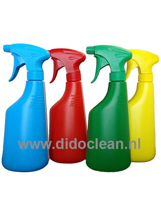 Duraspray 650 ml full color sprayflacon met maatverdeling