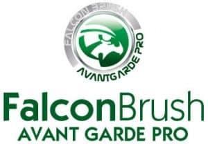 FalconBrush Avant Garde Pro