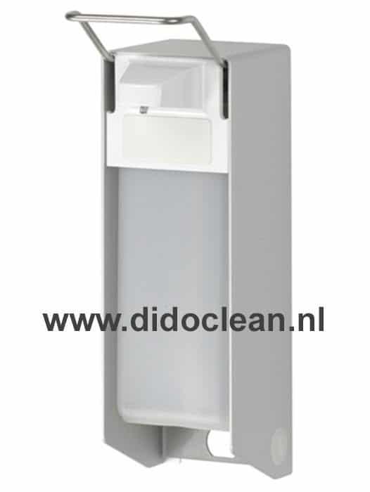 Ingo-Man Zeep- & Desinfectiedispenser 500ml ALU