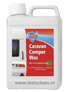 MER Caravan Camper Was