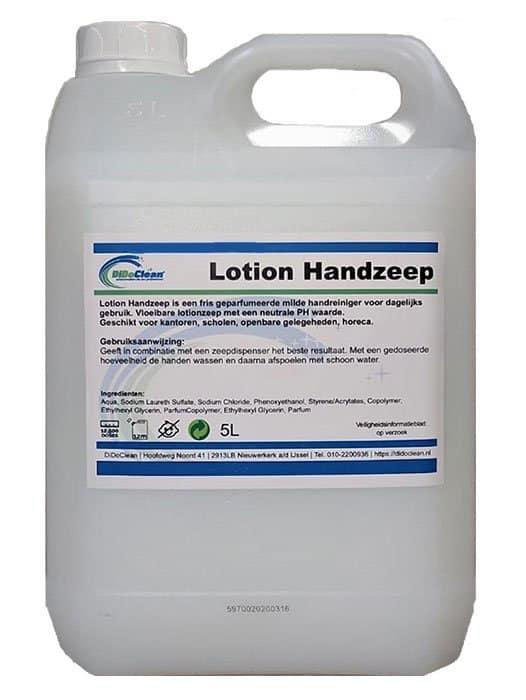 Milde Lotion Handzeep 5 liter DiDoClean