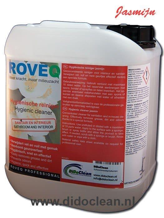 ROVEQ Hygienische reiniger JASMIJN 5 liter