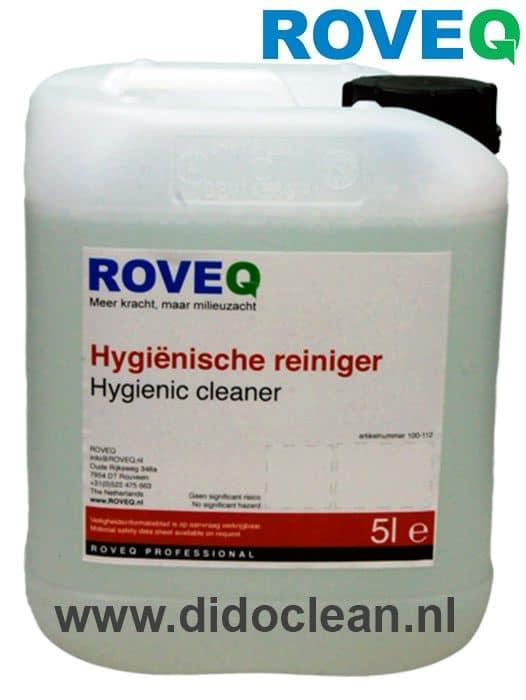 ROVEQ Hygienische reiniger 5 liter