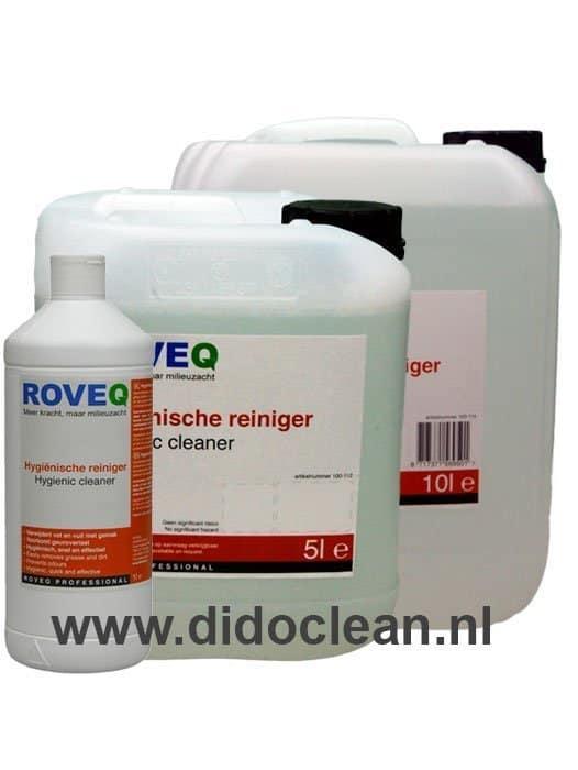 ROVEQ Reiniger voor Interieur, Sanitair en vloeren