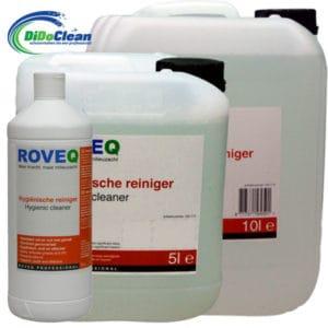 ROVEQ reiniger voor Interier en Sanitair