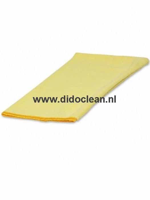 Wecoline Microvezel Washandschoen Geel
