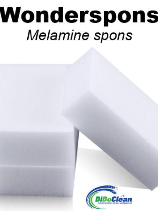 Wonderspons Melamine spons