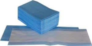 FFastmop - Disposable mop (Velcro) blue